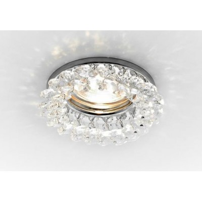 CRYSTAL AMBRELLA LIGHT СВЕТИЛЬНИК K206 CL/CH