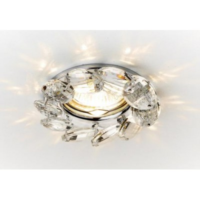 CRYSTAL AMBRELLA LIGHT СВЕТИЛЬНИК K306 CL/CH
