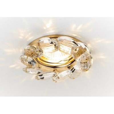 CRYSTAL AMBRELLA LIGHT СВЕТИЛЬНИК K306 CL/G